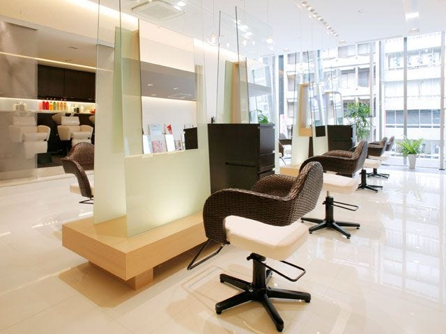 SIECLE hair & spa/銀座