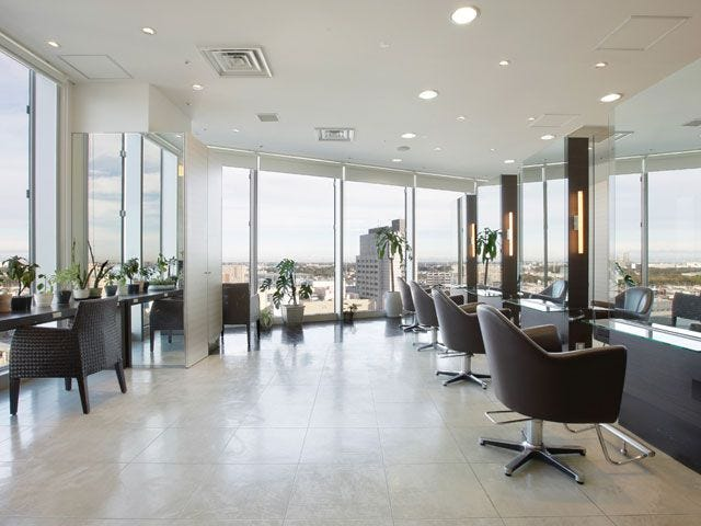 Hair&Spa Jacques Moisant Paris 柏店/柏