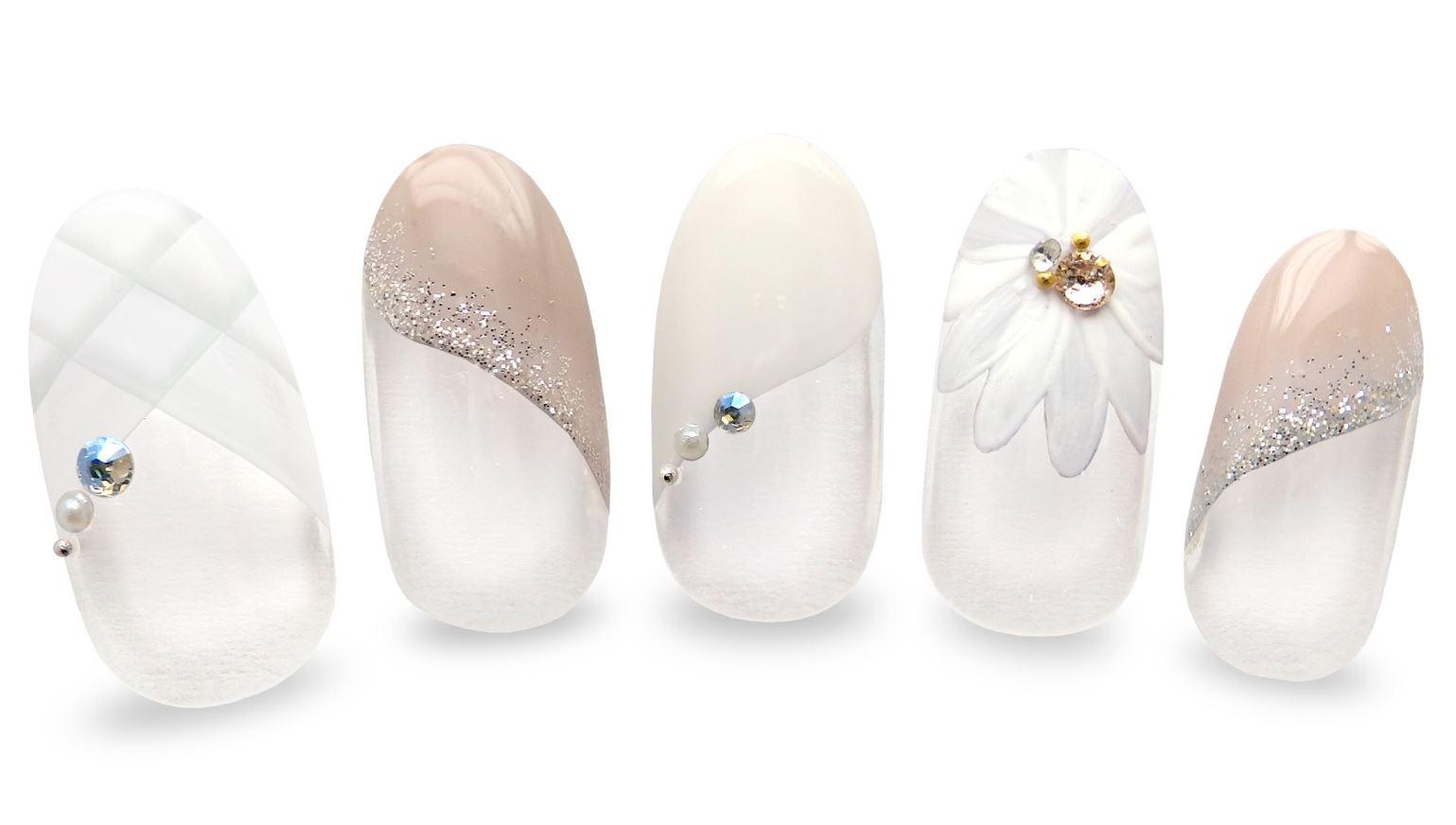 Three q nail salon ozmall ozmall for A q nail salon