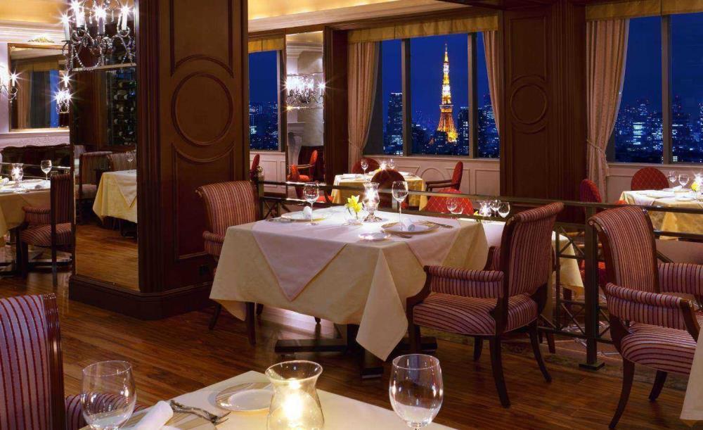 「ウェスティンホテル レストラン」の画像検索結果