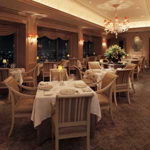 フレンチレストラン ル シエール/横浜ロイヤルパークホテル
