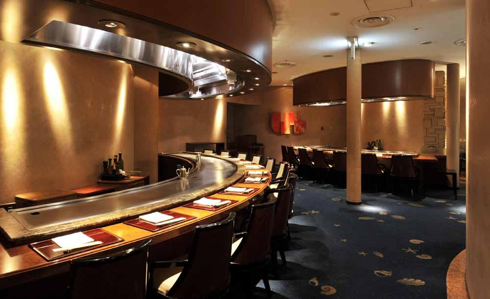 鉄板焼 よこはま/横浜ロイヤルパークホテル