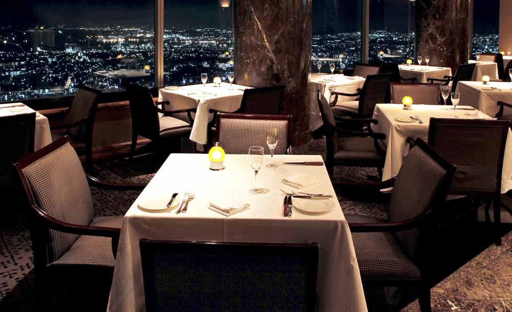 スカイラウンジ シリウス/横浜ロイヤルパークホテル