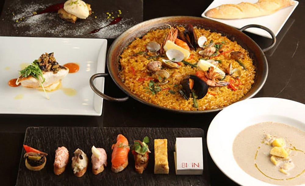 "41fbcaacabc モダンカタランスパニッシュビキニ[MODERN Catalan SPANISH""Bikini""]|赤坂のスペイン料理のレストラン予約 - OZmall"