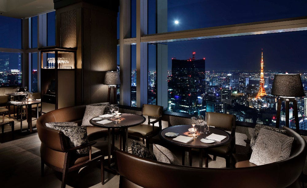 Modern Bistro TOWERS/ザ・リッツ・カールトン東京