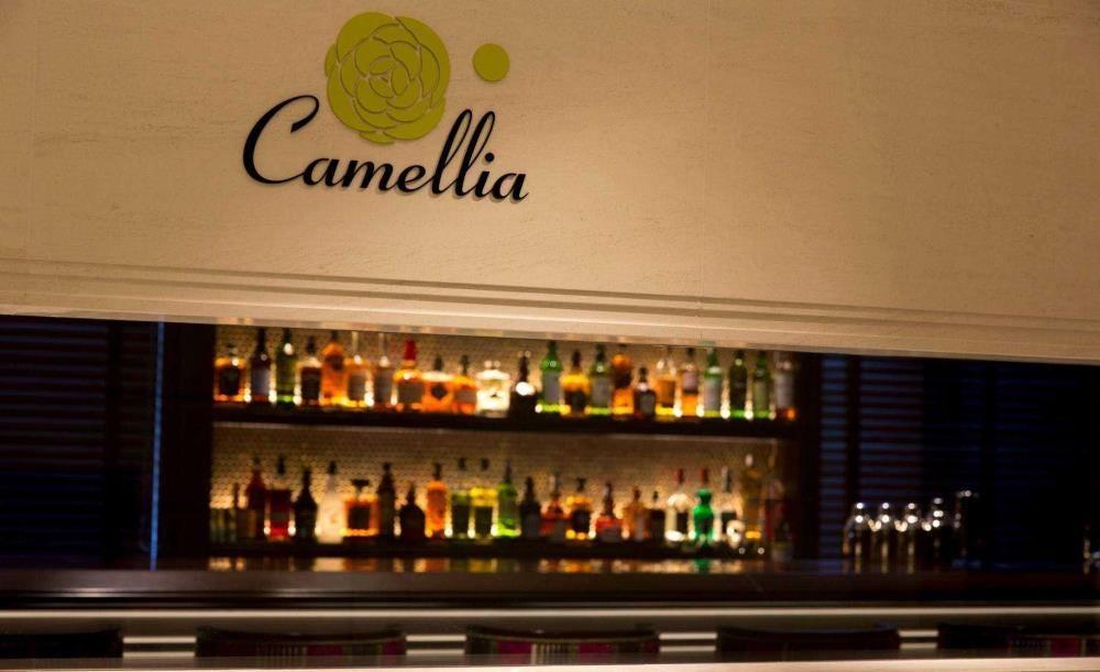 Bar & Cafe 「Camellia」【スパークリングも選べる乾杯ドリンク付き】再開記念!温野菜を添えた国産牛サーロインステーキランチ全4皿