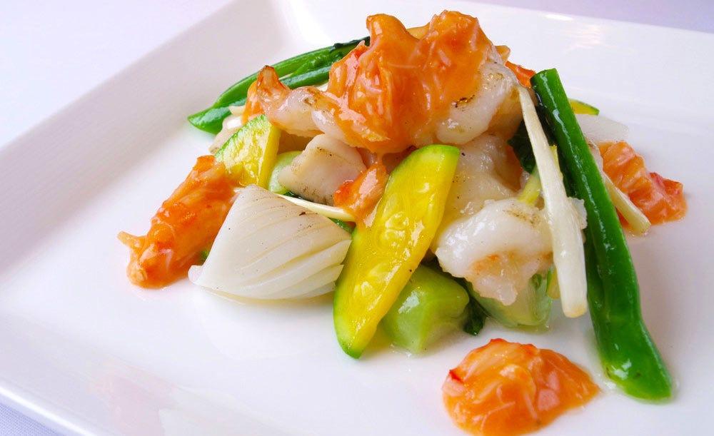 Cantonese 燕 KEN TAKASE【マーベラススワロー★8000円】美と健康をコンセプトにした本格広東料理全7皿の贅沢ランチプラン