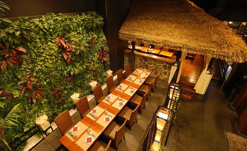 リゾートダイニングcascade カスケード 銀座の他各国料理のレストラン