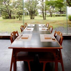 【庭園ランチ】緑に囲まれた東京のお庭自慢のレストラン - OZmall