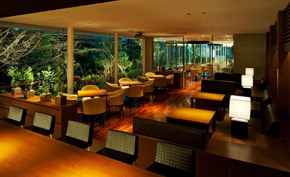 Cafe&Bar「結庵」 ホテル雅叙園東京