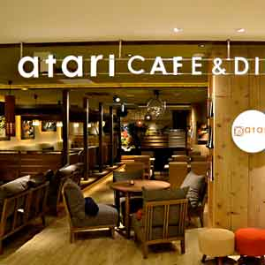 atari CAFE&DINING 池袋PARCO店(その他、カフェ/東京都・池袋)
