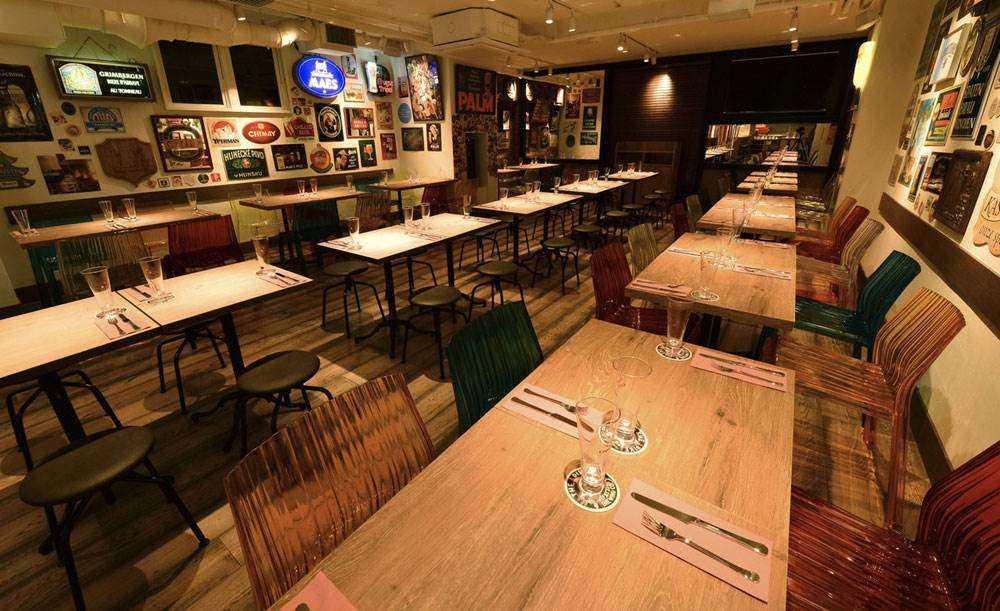 クラフトビールタップ 新宿東口店