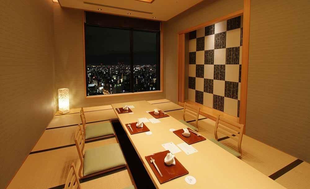 日本料理「隨縁亭」【記念日ディナー★藍】優美な空間で至福のひととき。皿に描く日本料理の真髄を上質会席で堪能!乾杯ドリンク付き