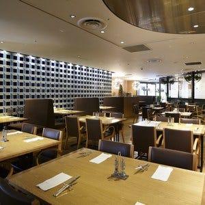 ダイニングカフェ SOCO/神戸ポートピアホテル(洋食・西洋料理、イタリアン/兵庫県・市民広場)