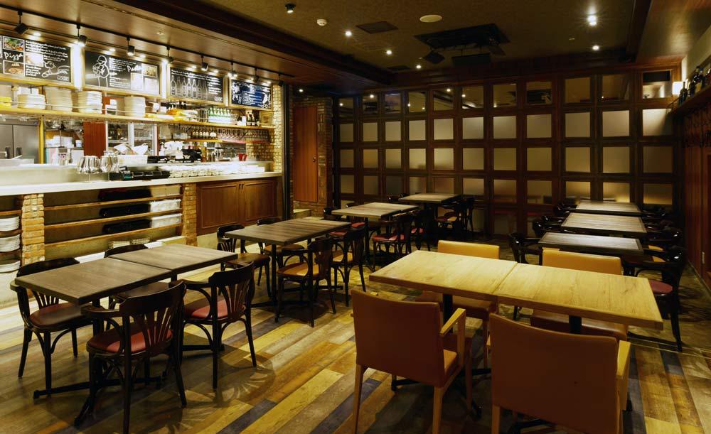 Trattoria&Pizzeria LOGIC 池袋WACCA