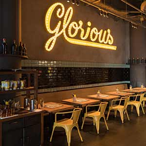 Glorious Chain Cafe/渋谷