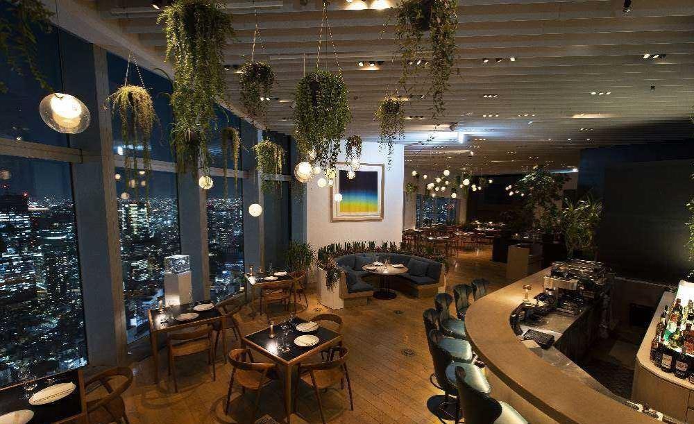the moon 六本木のフレンチのレストラン予約 ozmall