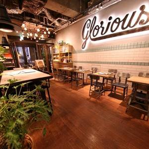 Glorious Chain Cafe SHINSAIBASHI/心斎橋