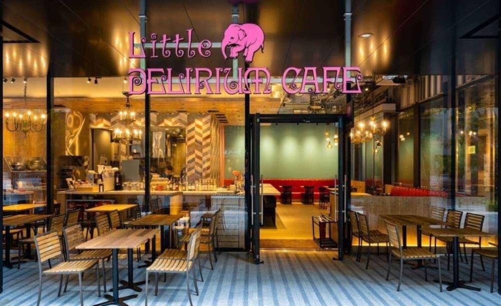 リトルデリリウムカフェ ハレザ池袋
