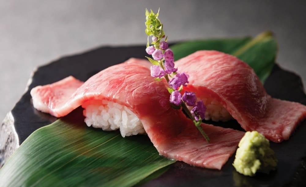 鉄板焼「風雅」【おすすめディナーコース<季〜とき〜>】オマール海老と白身魚の鉄板焼、国産牛ロース(100g)など全7皿(1/4〜2/28)
