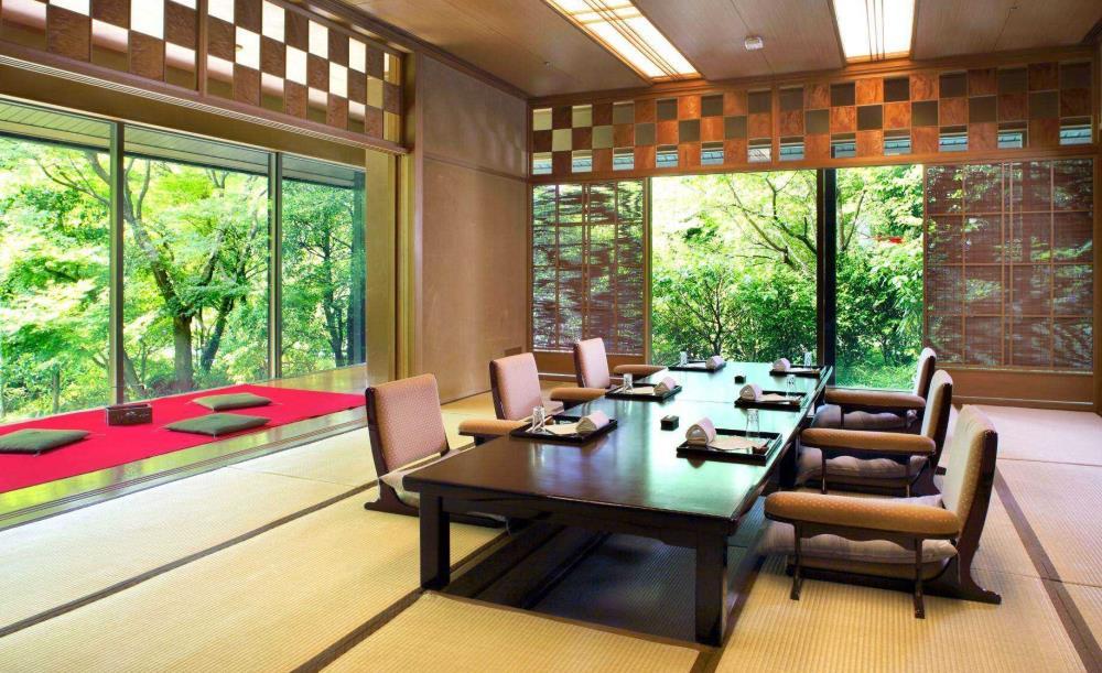 和食・日本料理、懐石・会席料理/料亭 錦水/ホテル椿山荘東京のイメージ画像