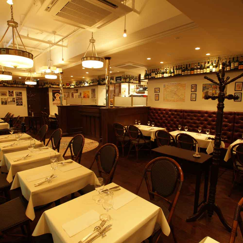 【席のみ予約★ランチ】フランスの郷土料理ガレットを優雅に楽しむ