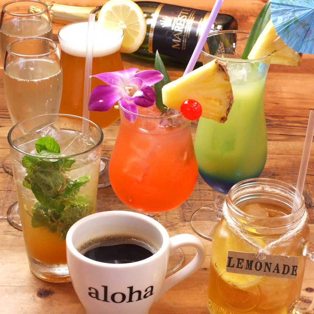 ALOHA TABLE shonan/飲み放題