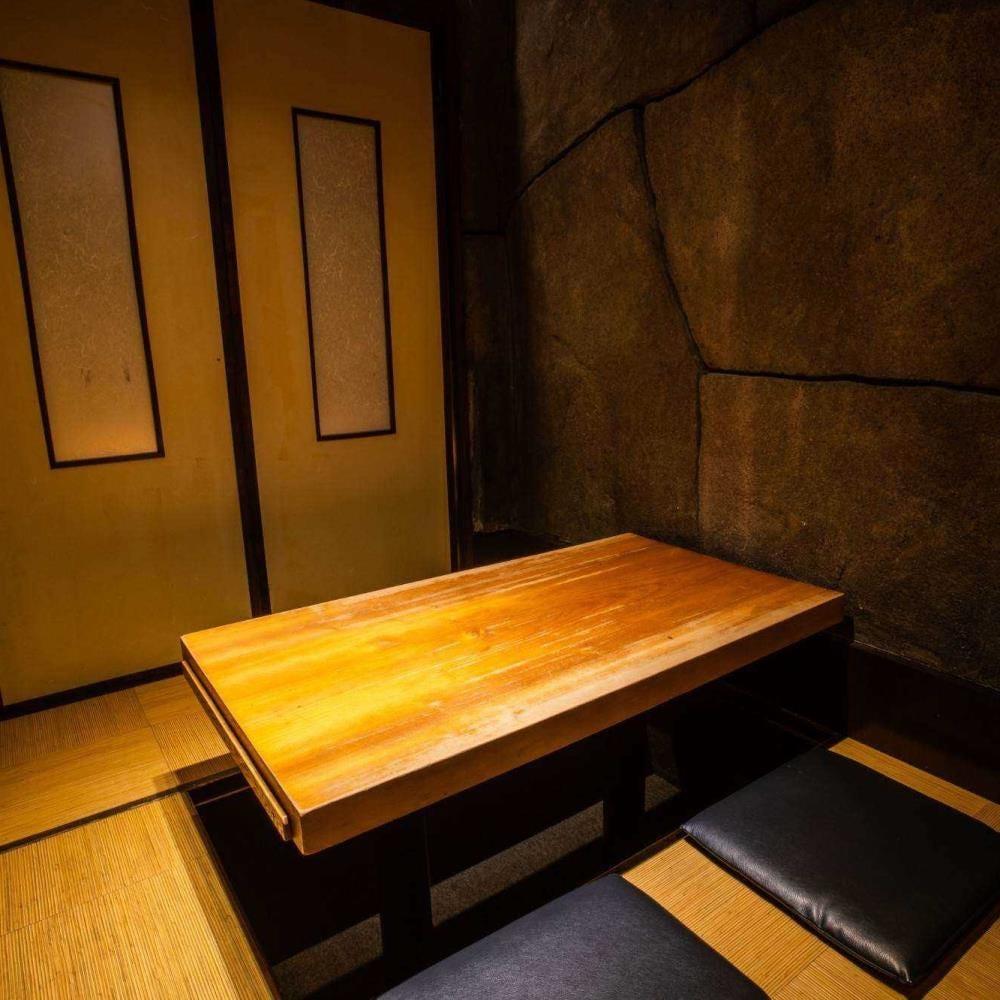 【席のみ予約ディナー】新宿駅徒歩3分のモダンな和空間で!究極のやきとりや旬の食材を使用した料理をその日の気分でオーダー