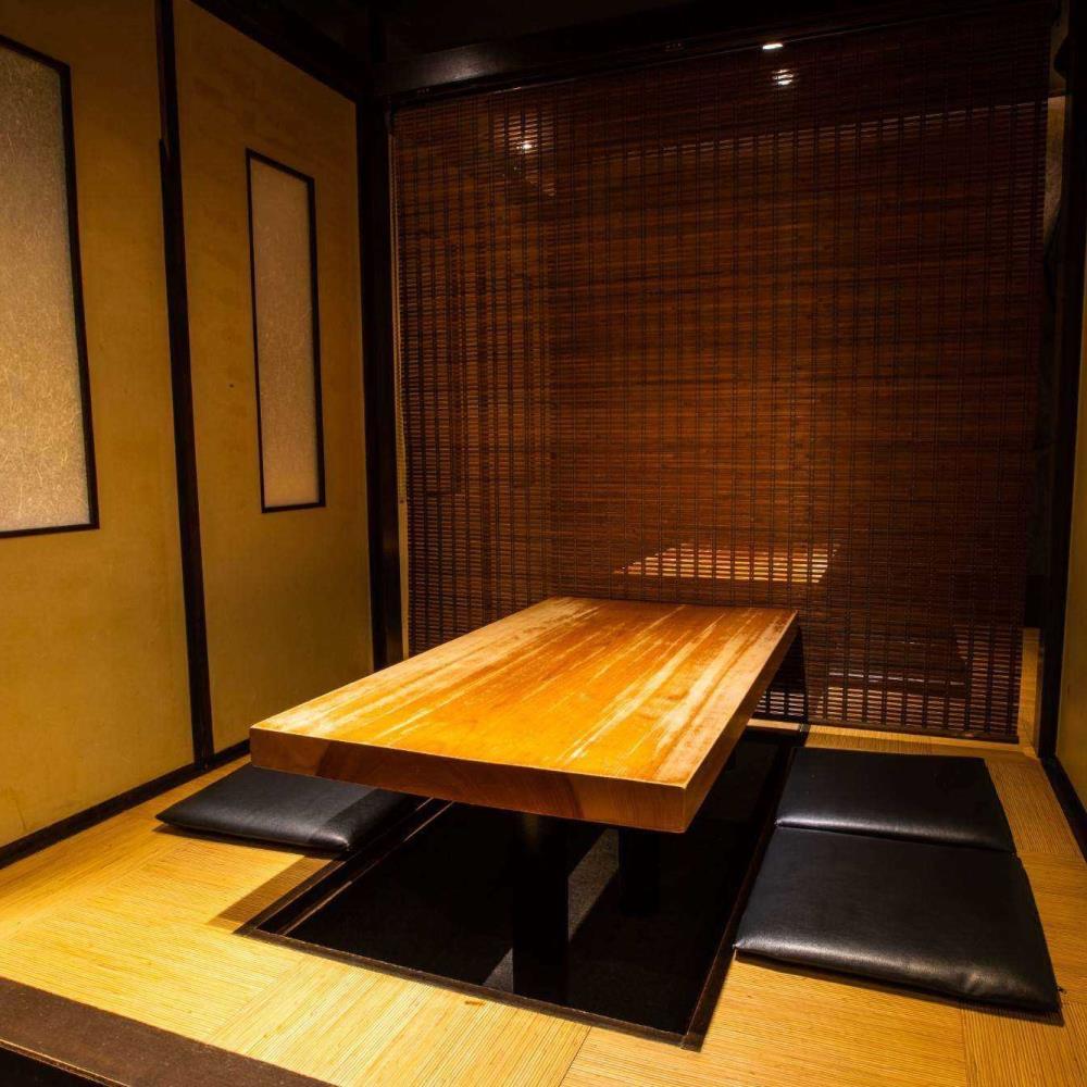 【席のみ予約ランチ】新宿駅徒歩3分のモダンな和空間で!比内地鶏の親子丼や職人技が光る逸品料理をその日の気分でオーダー