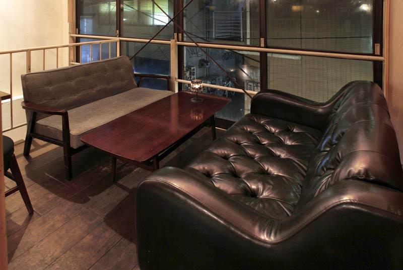 宇田川カフェ スイートウダガワの座席渋谷のオールジャンルの