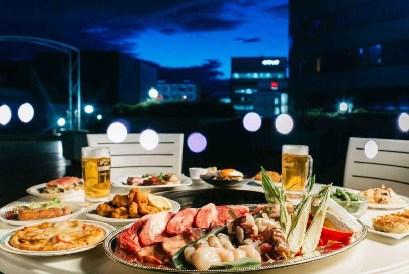 ROOFTOP BEER GARDEN /新横浜プリンスホテル(その他、ビアガーデン・BBQ/神奈川県・新横浜)