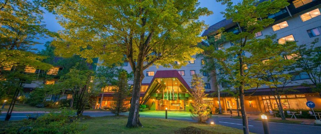 草津温泉 ホテルヴィレッジ周辺のホテル・宿 | いつもNAVI