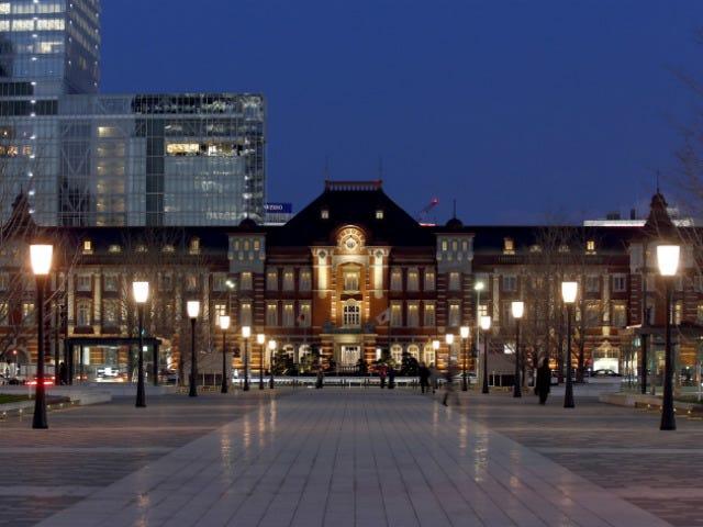 東京ステーションホテル