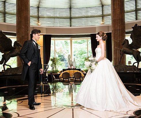 ウェスティンホテル東京で理想の結婚式【ゼクシィ】