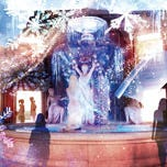 写真:VenusFort Christmas Projection Mapping&SHOW 2016『FROZEN VENUSFORT』